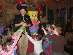 kids magician