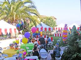 CARNIVAL PARTY KIDS PARTIES