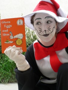 cat in the hat sherry