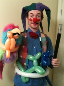 party clown