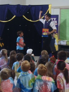 kids magician party magician magic show