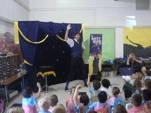 kids magic show