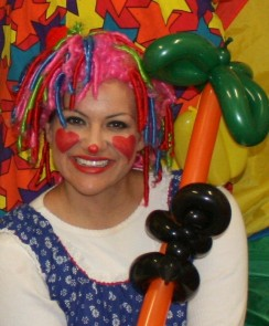 Rachel the Clown