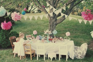 tea party kids party