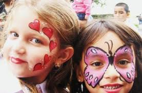 face painters for birthday parties
