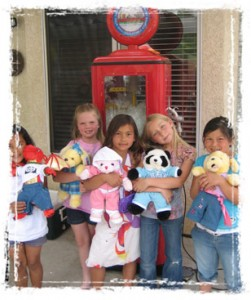 build a bear party