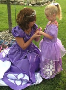 SOPHIA PRINCESSS THE FIRST