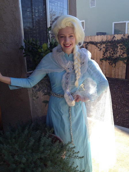 frozen princess Elsa 1