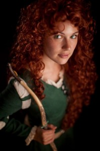 Princess Merida happydaysentertainment.com