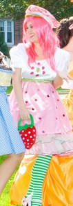 strawberry shortcake character