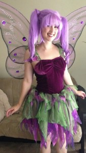 fAIRY PURPLE STEPH