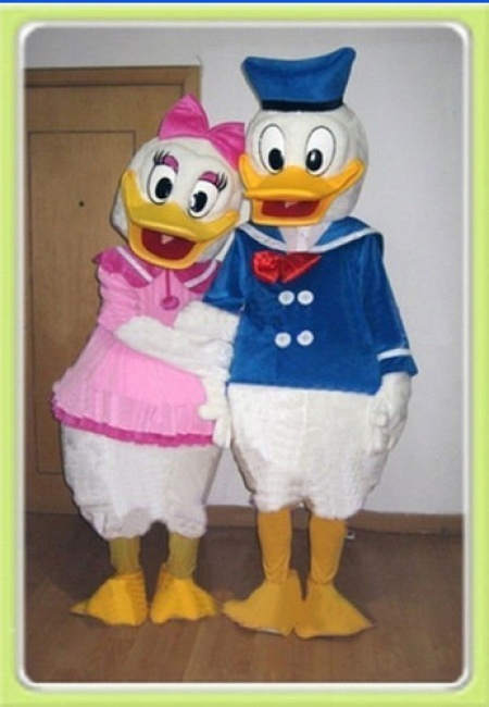 Mr & Mrs Ducky