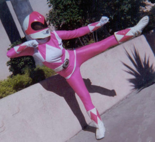 Power Pink ranger